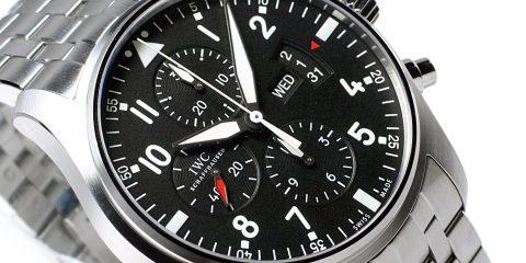 IWC Pilot's Watch Chronograph replica watch