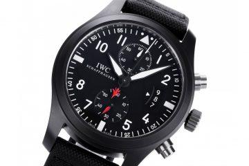 IWC IWC Pilot's Chronograph Top Gun replica