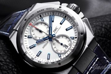 IWC Ingenieur Chronograph Silberpfeil replica watch