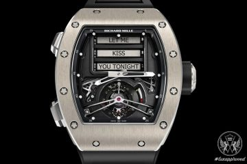 Richard Mille RM 69 Erotic Tourbillon replica watch