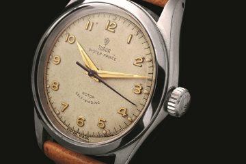 Vintage Tudor Oyster Prince replica watch