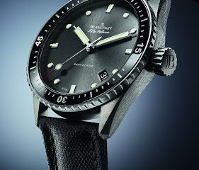 Blancpain Fifty Fathoms Bathyscaphe watch replica