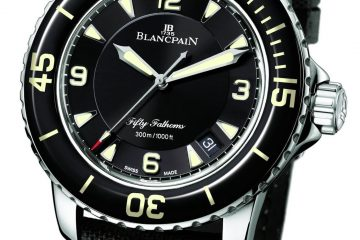 mens Blancpain Fifty Fathoms Automatic replica watch