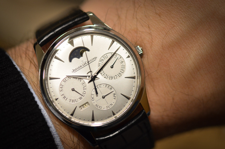 Jaeger-LeCoultre Master Ultra-Thin Perpetual Calendar watch replica
