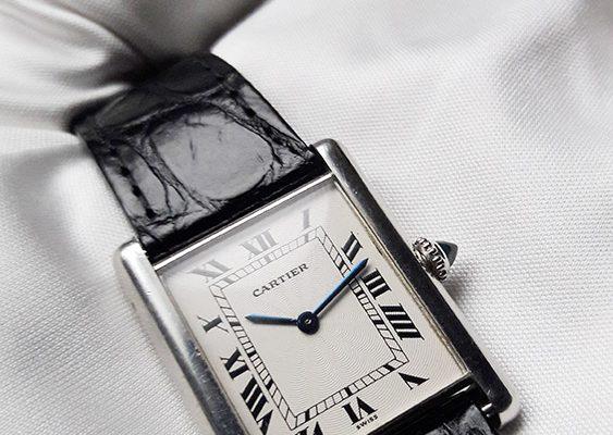 Cartier Louis Cartier Tank replica watch