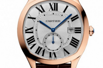Cartier Drive De Cartier Watch Replica