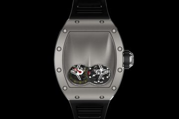 1:1 Richard Mille RM053 Tourbillon Pablo Mac Donough watch