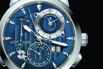 Ulysse Nardin Classic Sonata Alarm Watch replica