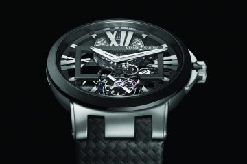 Ulysse Nardin Executive Skeleton Tourbillon Replica