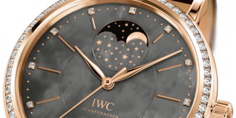 IWC Portofino Midsize Automatic Moon Phase Ref. 459003 watch replica