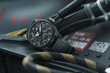 IWC Big Pilot Perpetual Calendar Replica TOP GUN replica