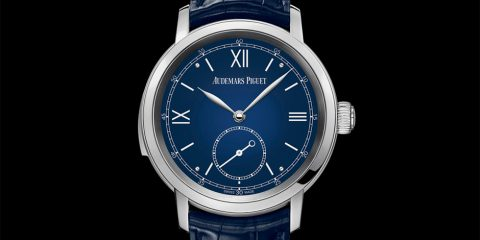 Audemars Piguet Jules Audemars Repeater Blue Dial replica