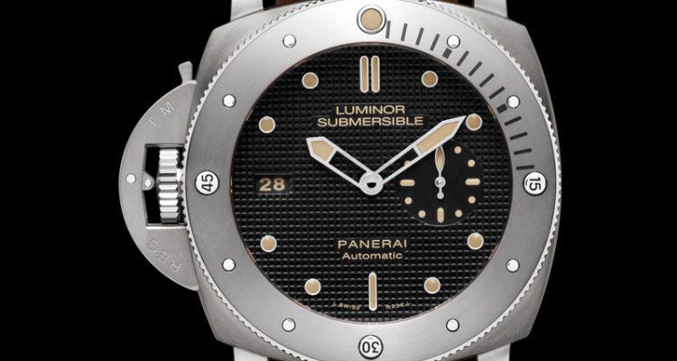 Panerai Luminor Submersible 1950 Left-handed 3 Days replica watch
