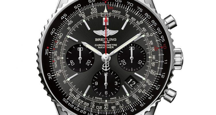 Breitling Navitimer 01 Grey Dial replica