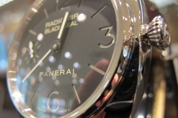 Panerai Radiomir Black Seal Replica Watch