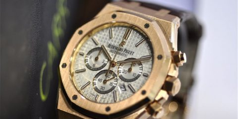Audemars-Piguet-Royal-Oak-Chronograph replica