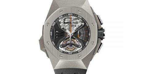 AP Royal Oak Concept Minute Repeater Tourbillon replica