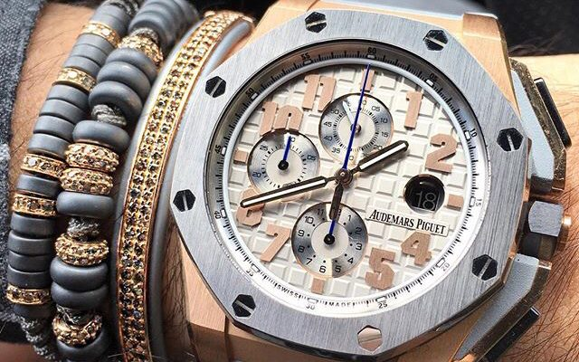 AP Royal Oak Offshore LeBron James replica
