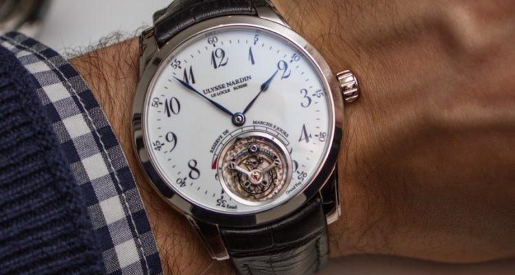 96868d5d26d How To Buy Ulysse Nardin Anchor Tourbillon Watch Hands-On Eta Movement  Replica Watches