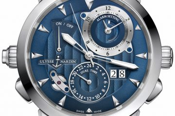 Ulysse Nardin Classic Sonata Watch Watch Releases