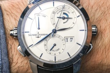 Ulysse Nardin Classic Sonata Watch For 2017 Hands-On Hands-On