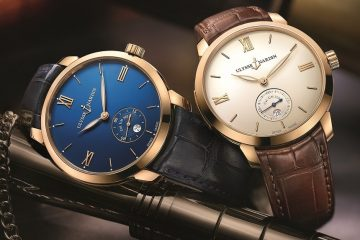 Ulysse Nardin Classico Manufacture Watch Watch Releases