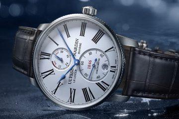 Ulysse Nardin Marine Torpilleur Watch Watch Releases