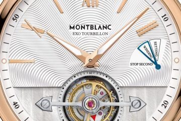 Montblanc 4810 ExoTourbillon Slim Watches & Special Editions For North America, Europe, And Asia Watch Releases