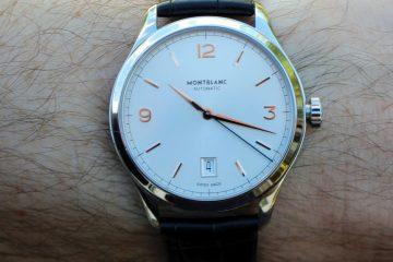 Montblanc Heritage Chronométrie Automatic Watch Review Wrist Time Reviews