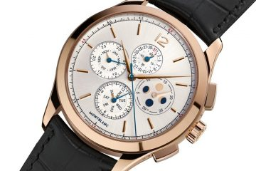 Montblanc Heritage Chronométrie Chronograph Quantième Annuel Watch Breaking Pricing Barriers Watch Releases