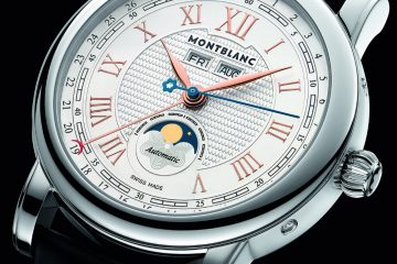 Montblanc Star Roman Carpe Diem Special Edition Watches Watch Releases