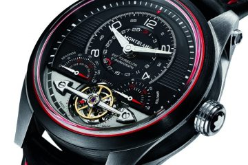 Montblanc TimeWalker ExoTourbillon Minute Chronograph Limited Edition 100 Watch Watch Releases
