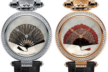 "Amadeo® Fleurier 39 ""Fan"""