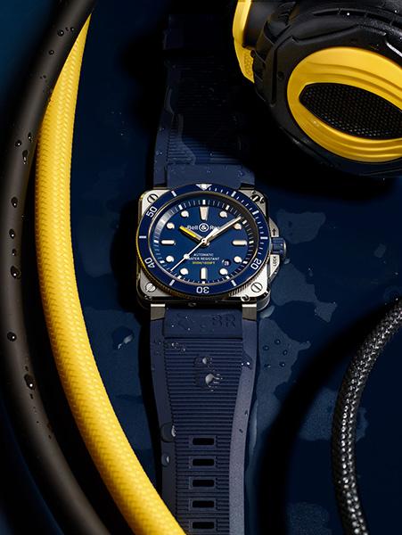 Diver Blue, Diver Bronze