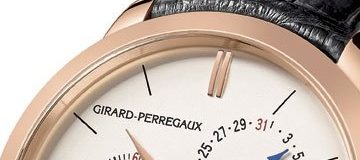 Girard-Perregaux 1966 Annual Calendar and Equation of Time Watch Replica