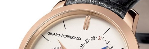Girard-Perregaux 1966 Annual Calendar and Equation of Time Watch Replica