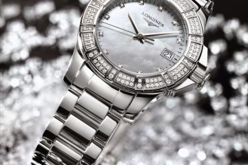 Longines Ladies Conquest Diamonds watch replica
