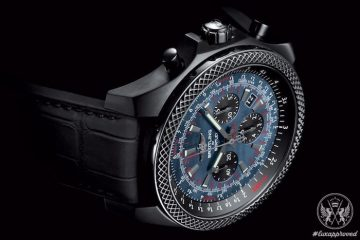 Breitling For Bentley B06 Midnight Carbon replica watch