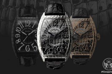Franck Muller Croco replica watch
