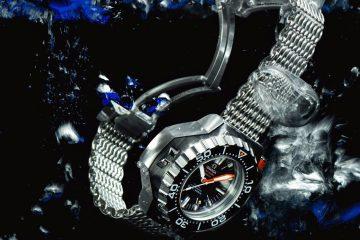 Omega Seamaster Ploprof 1200M copy watch