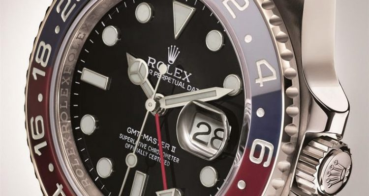 Rolex Oyster Perpetual GMT-Master II watch replica