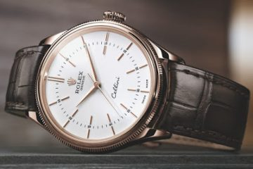 18 ct Rolex Cellini replica watch