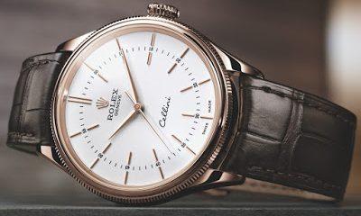 18 ct Rolex Cellini replica watch