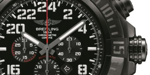 Breitling Super Avenger Military Replica