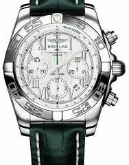 Breitling Chronomat 44 Hamilton 100th Edtion replica