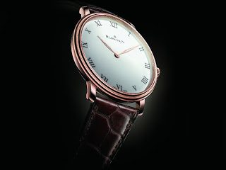 Blancpain Villeret Grande Décoration watch replica