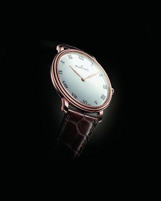 Blancpain Villeret Grande Décoration watch replica