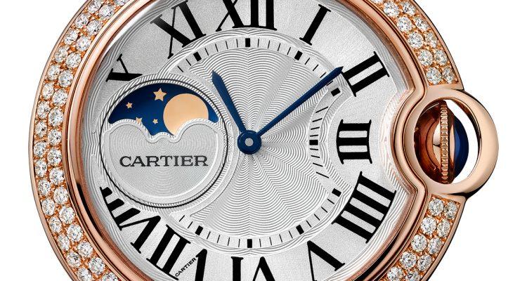 Cartier Ballon Bleu De Cartier Moon Phase Watch Replica
