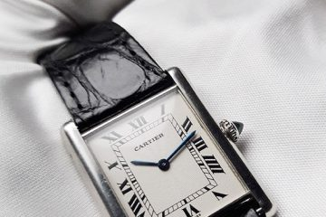 Cartier Louis Cartier Tank replica watch