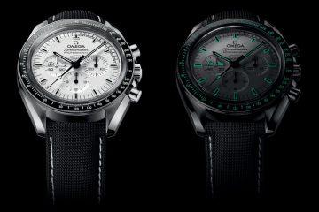 Omega Speedmaster Apollo 13 Silver Snoopy Award watch replica